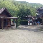 オートキャンプ 沢谷