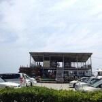 静波海岸 海の家