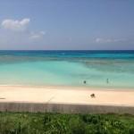 波照間島西の浜
