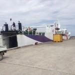 貨物船(フェリー)