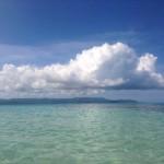 パナリ島シュノーケリング