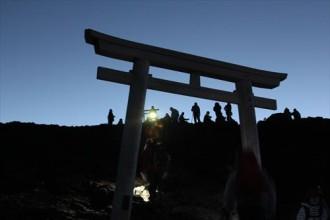 富士山トリイ