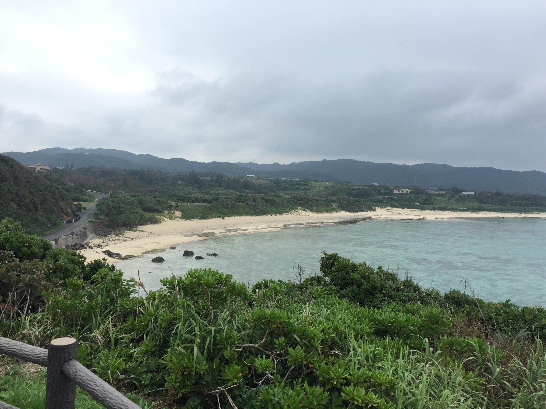 あやまる岬風景
