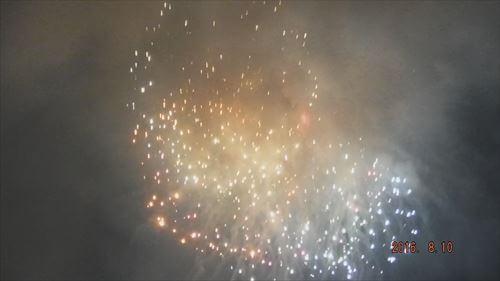伊豆-按針祭海の花火大会
