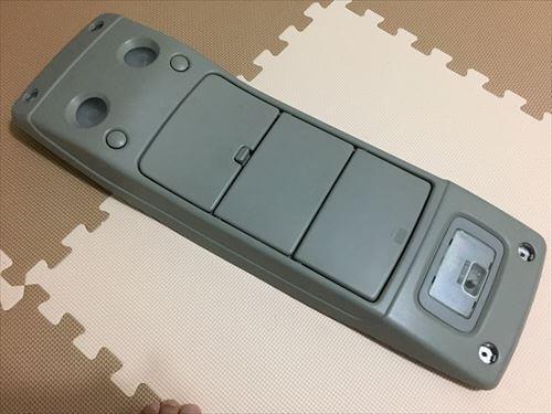 トッポBJ用のオーバーヘッドコンソール