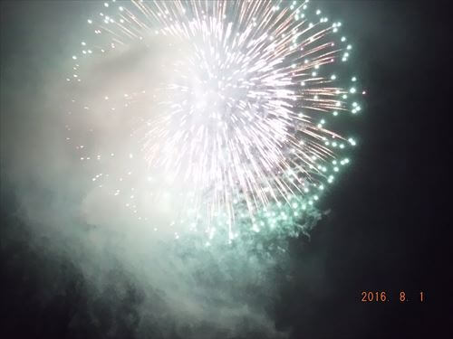 伊豆の宇佐美花火大会