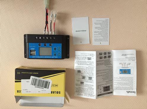 ソーラー充電コントローラー2台目