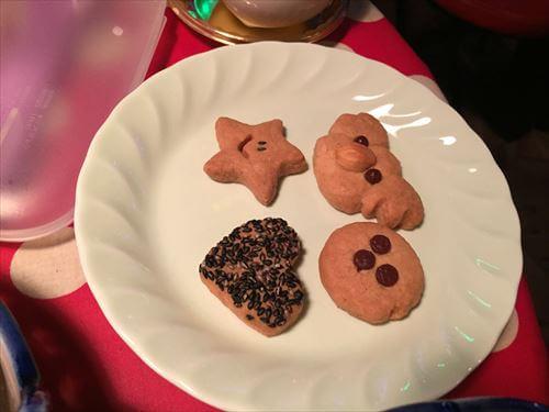 すすきのミルク村クッキー