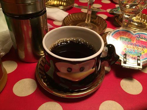 すすきのミルク村コーヒー