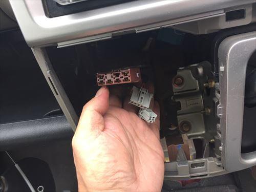 JB5系ライフのオーディオ交換