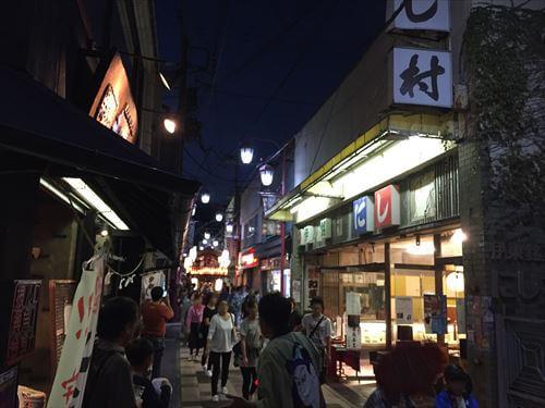 伊東駅商店街