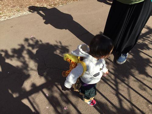 子供ちゃんの散歩モード