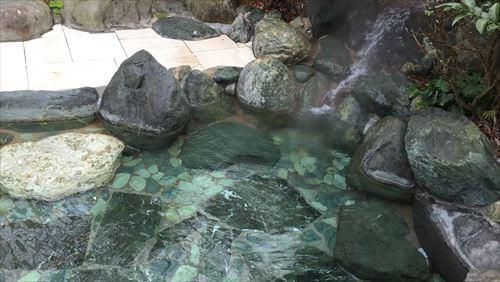 リゾートセンターみのりの岩風呂