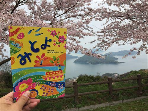紫雲出山桜まつり-みとよ観光ガイドブック
