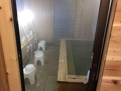 城ヶ崎海岸富戸温泉の浴室