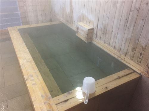 城ヶ崎海岸富戸温泉の内風呂