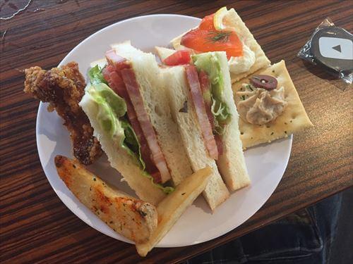 サンドイッチなど