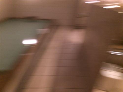 ファーストキャビンの大浴場