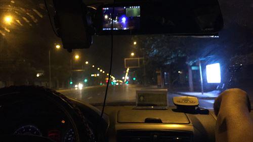 大連(中国)のタクシー