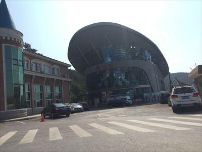 大連(中国)の水族館