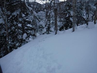 札幌国際スキー場のハイクアップコースで遭難