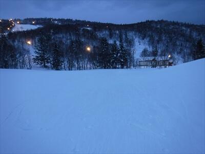札幌国際スキー場のハイクアップコースで遭難からのゲレンデ生還