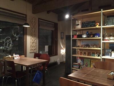 札幌のスープカレー屋さん『Esola(エソラ)』の店内