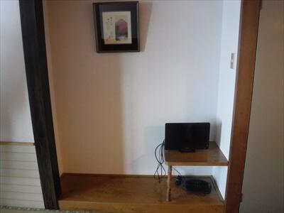 サンパティック斑尾の部屋内テレビ