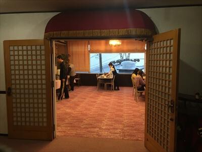 サンパティック斑尾-レストラン入口