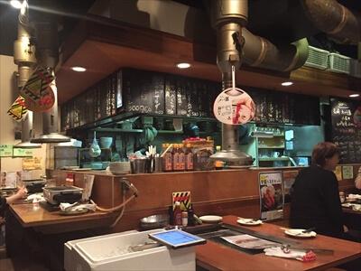 かき小屋 恵比寿-店内