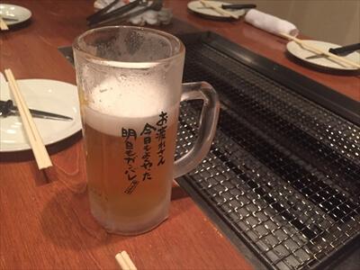 かき小屋 恵比寿-ビール