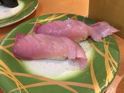 回転寿司やまとのはまち、ブリ