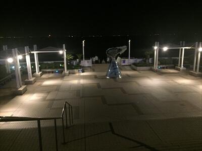 アクアライン海ほたるの広場