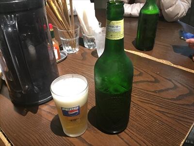 カッパ64のビール
