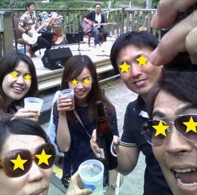 徳島県上勝町秘境バー『IRORI(いろり)』ライブで乾杯!