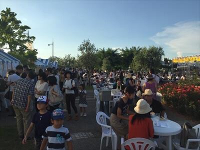 高松サンポート祭り『真夏の夜の夢』