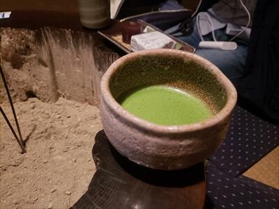 琴平『へんこつ屋』の抹茶