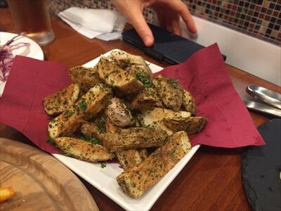 北の国バルのポテト料理