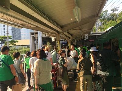 電車でビアパーティー『IRISH PUB TRAIN THE CRAIC』-終了・解散