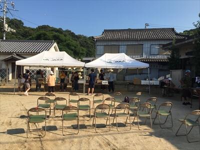 真鍋島のお祭りごと