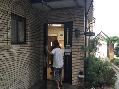 真鍋島・三虎の食堂