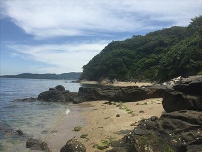 長崎ノ鼻-海岸