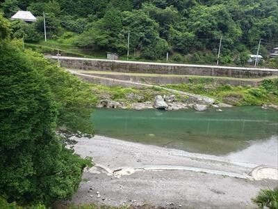 二又の瀬-穴吹川