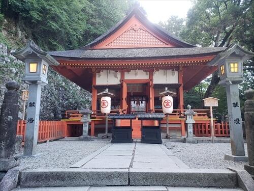 奥社『厳魂神社』-香川県の金比羅山