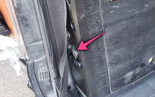 USB&シガーソケット、ACコンセント-ベッドサイドボックス-ハイエース