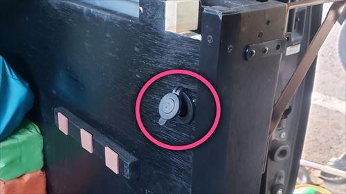 車載冷蔵庫用の電源ソケット増設-ハイエース