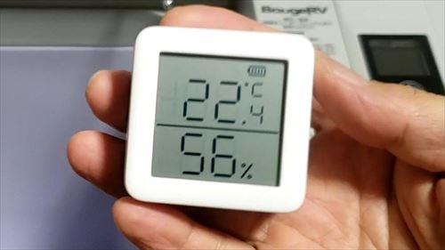 Bluetooth温度計
