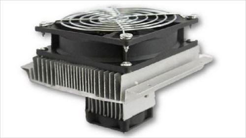 ペルチェ素子の冷却装置