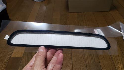 純製パッキン-ハイエースのハイマウントストップランプ用