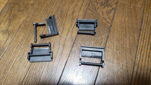 ACホース圧着工具のケース破損